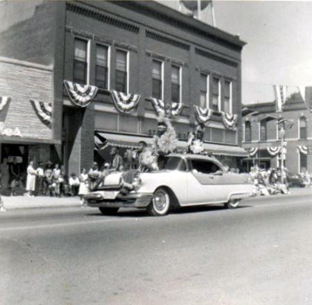 Bean And Bacon Days - Augusta car show